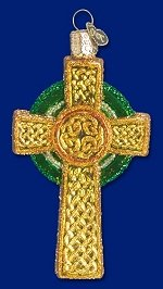 Celtic Cross Gold